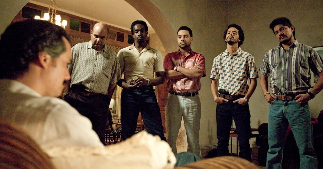 Crime TV shows of all time